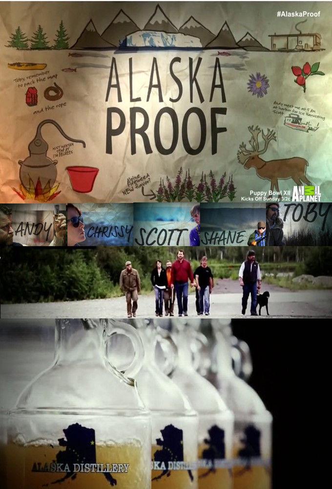 Alaska Proof cover