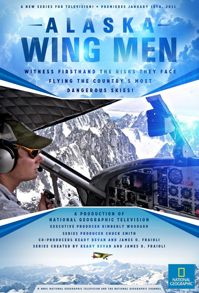 Alaska Wing Men cover