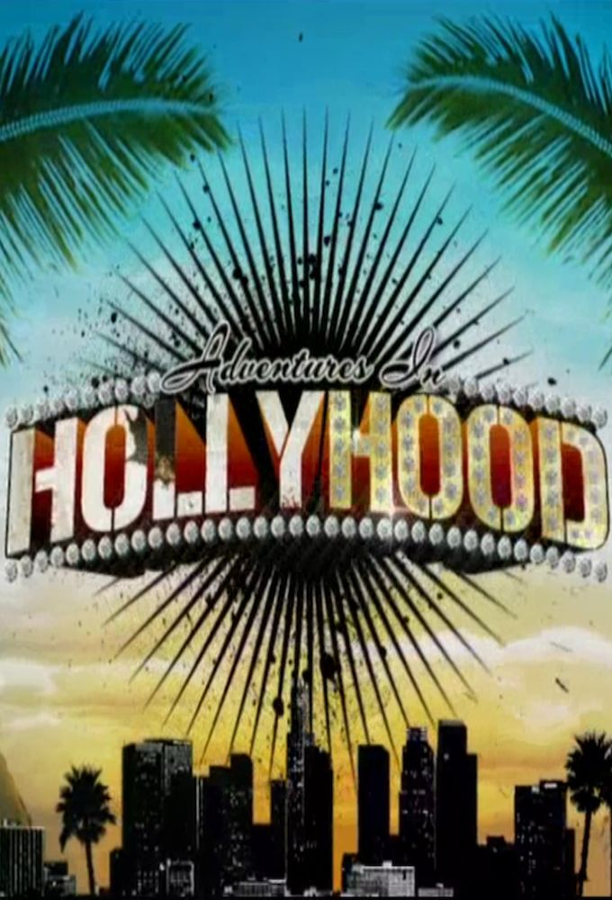 Adventures in Hollyhood cover