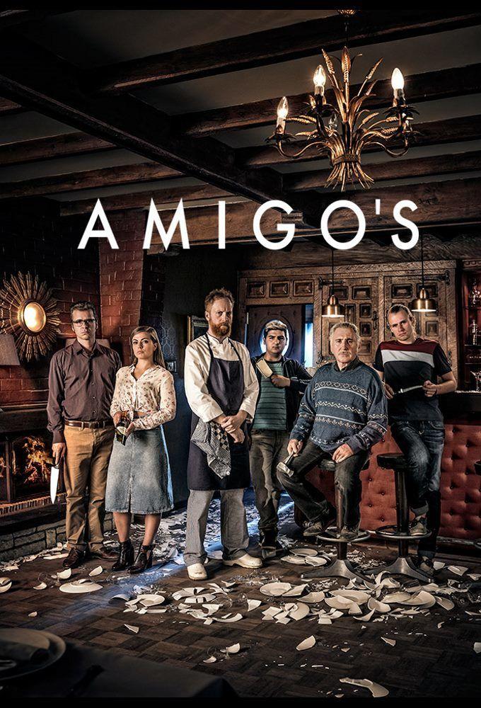Amigo's cover