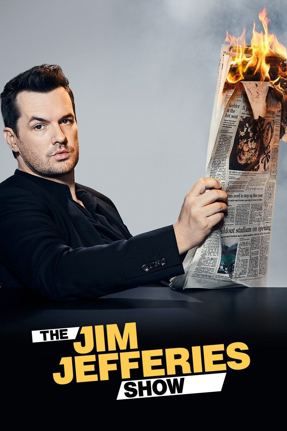 The Jim Jefferies Show cover