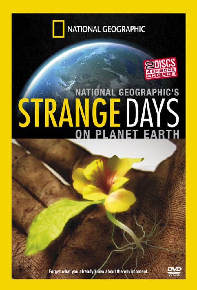 Strange Days on Planet Earth | TVmaze