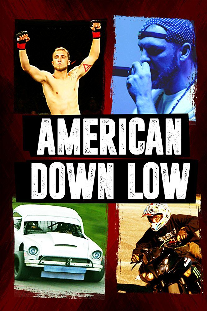 American Down Low cover