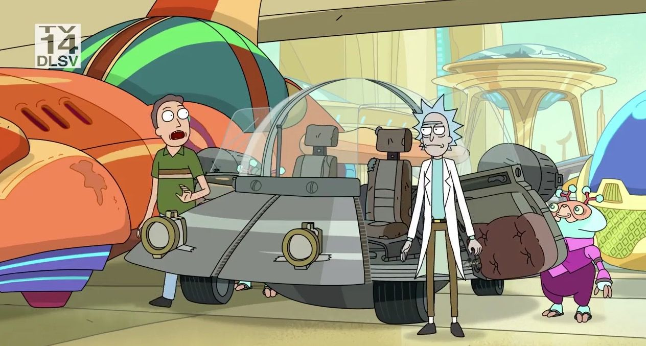 Rick and Jerry have an beefboth believe that Beth was stolen by the other away--so the episode investigates this beef.