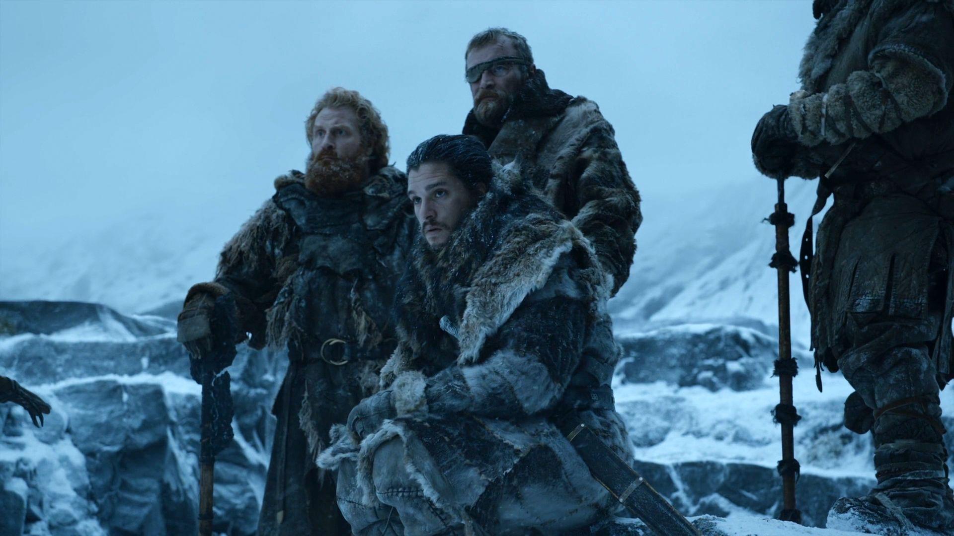 Beyond The Wall Game Of Thrones S07e06 Tvmaze