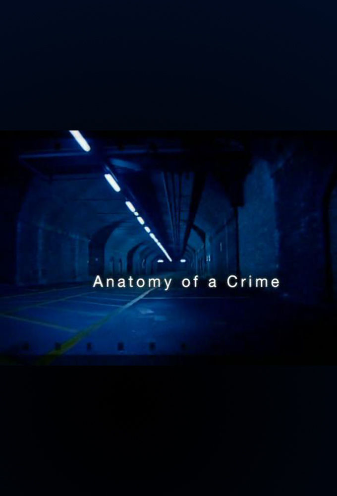 Anatomy of a Crime cover
