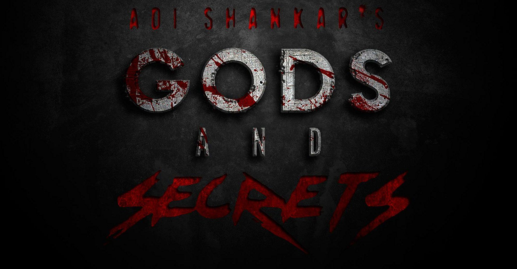 Adi Shankar's Gods and Secrets cover