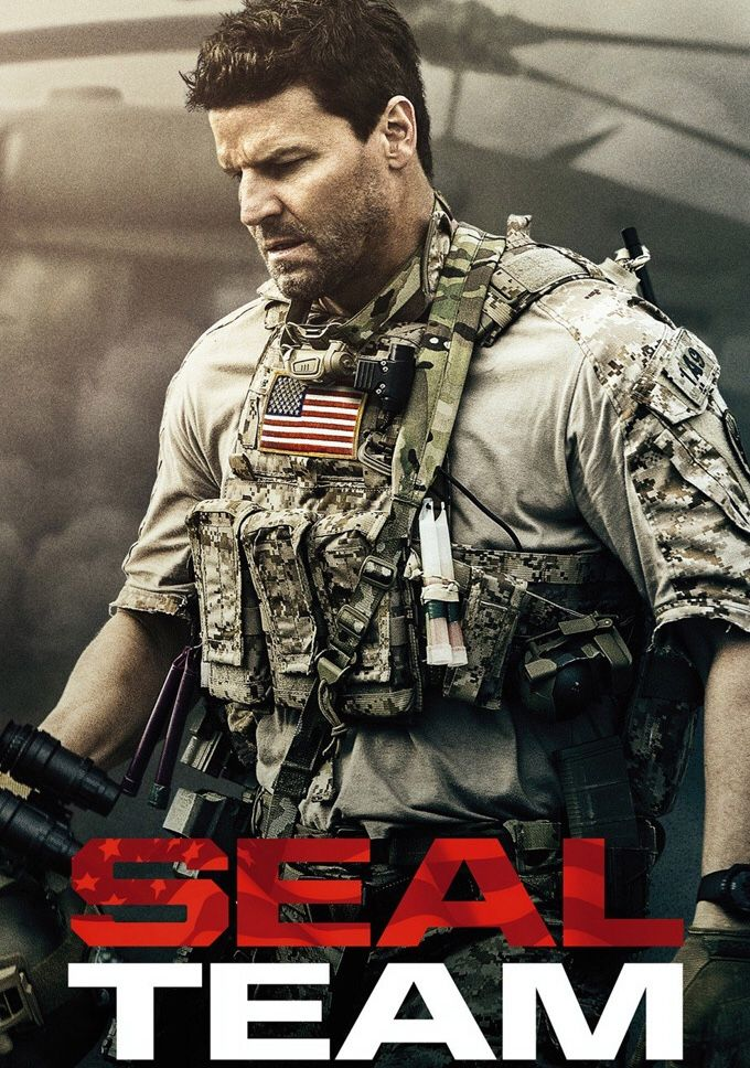 SEAL Team cover