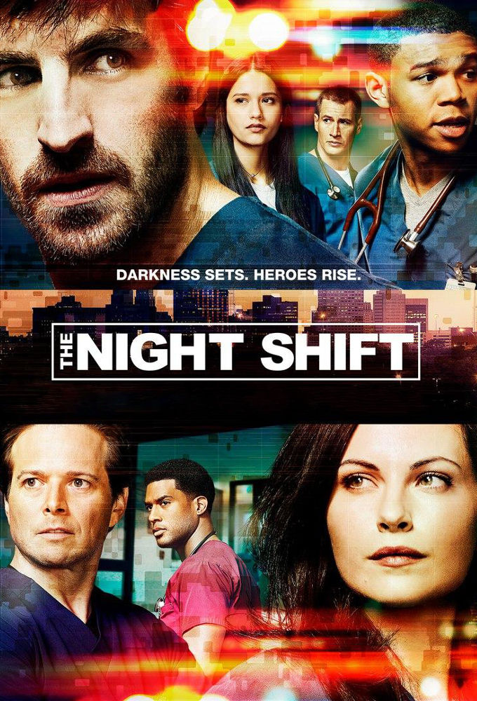 The Night Shift cover