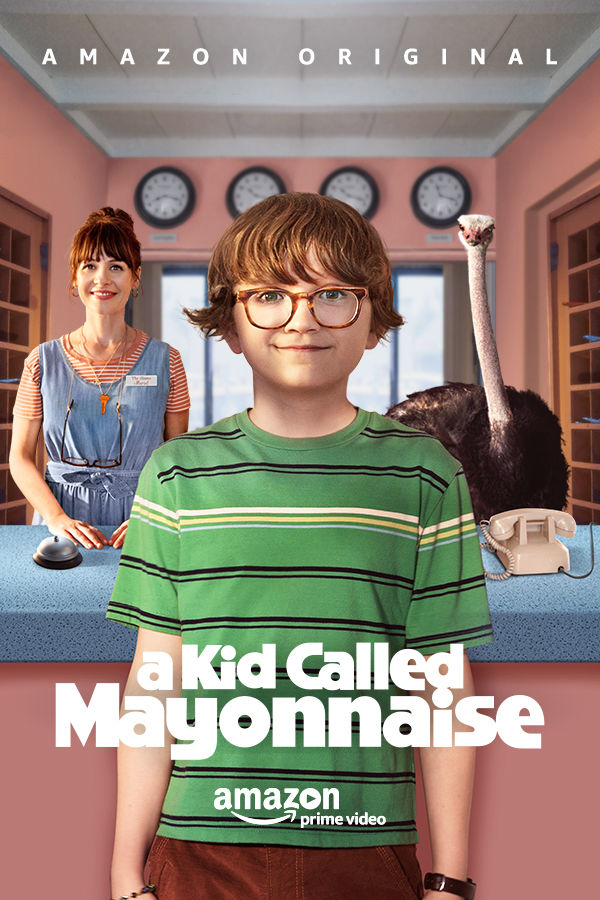 A Kid Called Mayonnaise cover