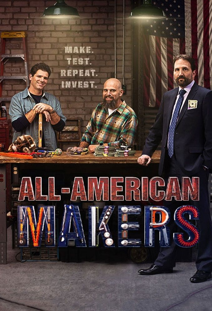 All-American Makers cover