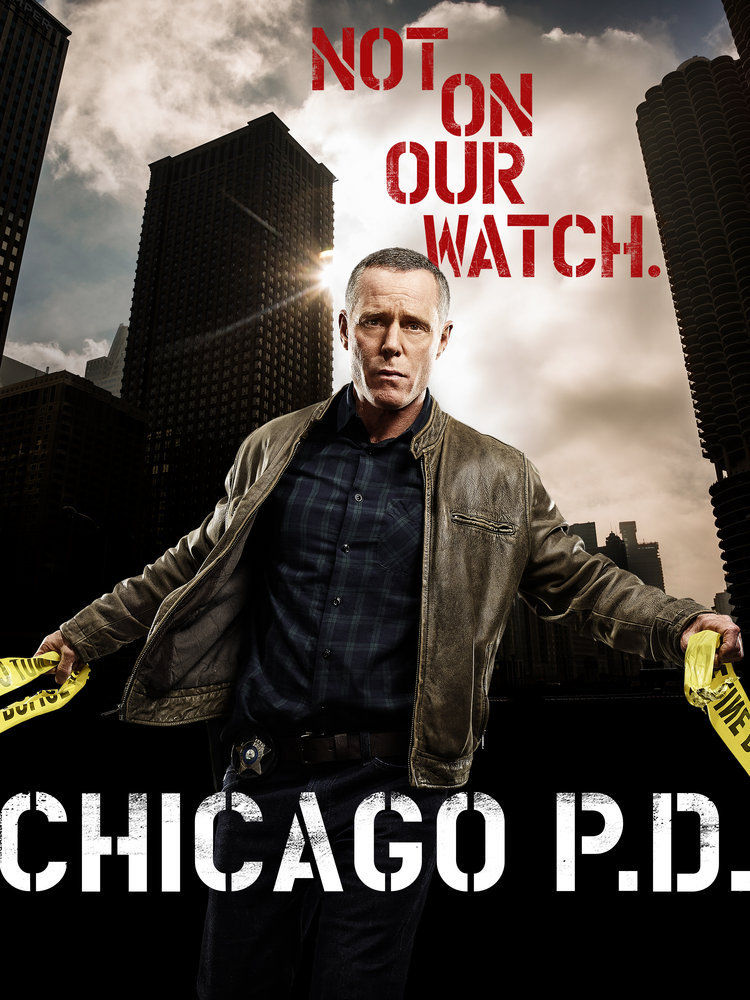 Chicago P.D. cover