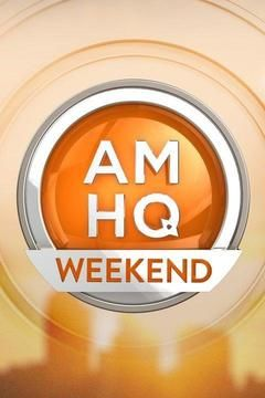AMHQ Weekend cover