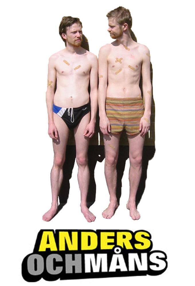 Anders och Måns cover