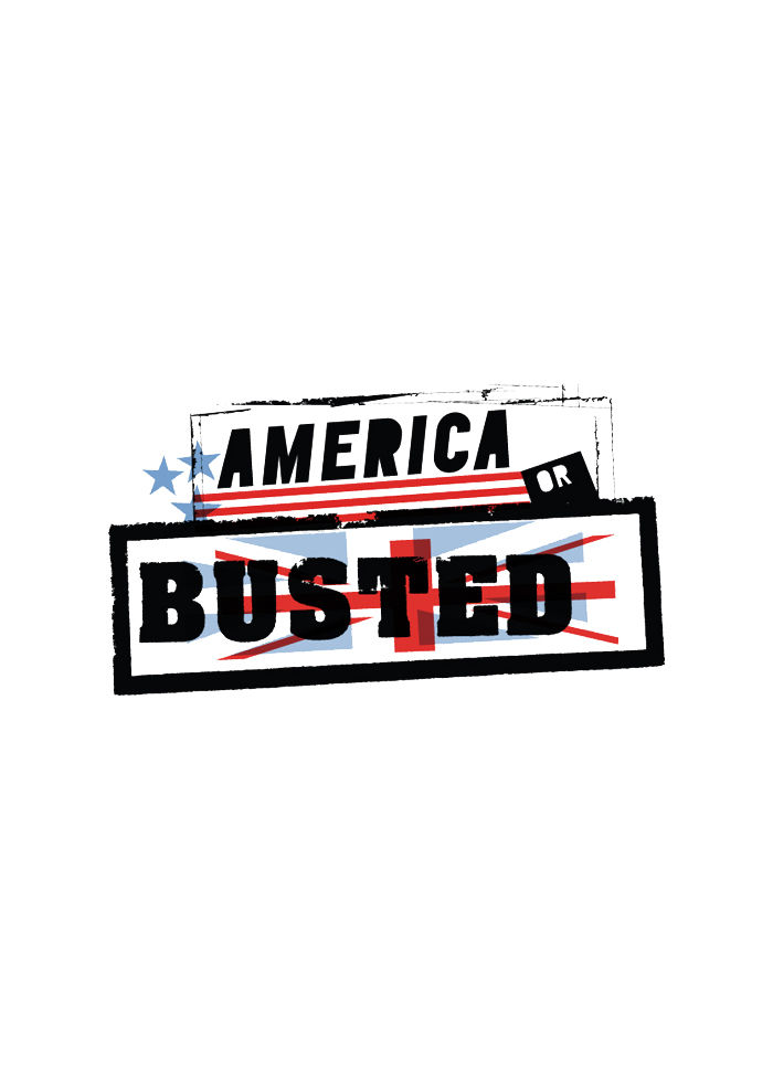America or Busted cover