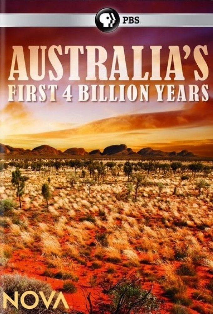 Australia's First 4 Billion Years cover