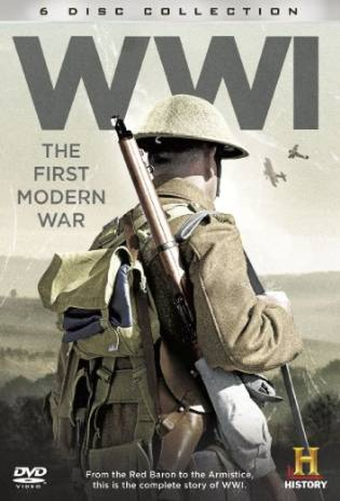 The great war the beginning of modern warfare