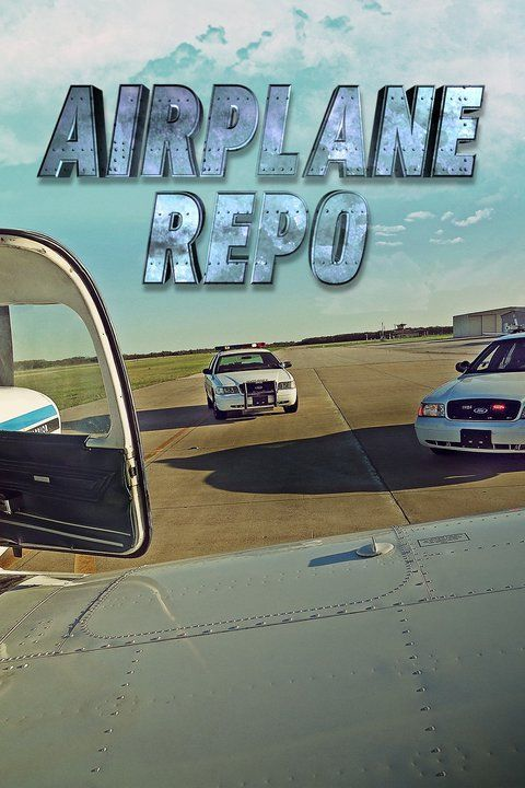 Airplane Repo cover