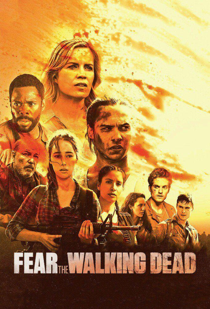 Fear the Walking Dead cover