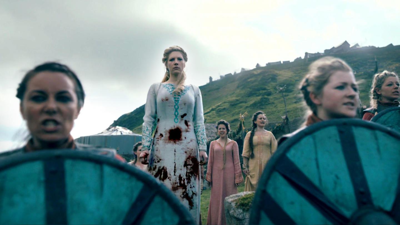 The Saga Of Lagertha