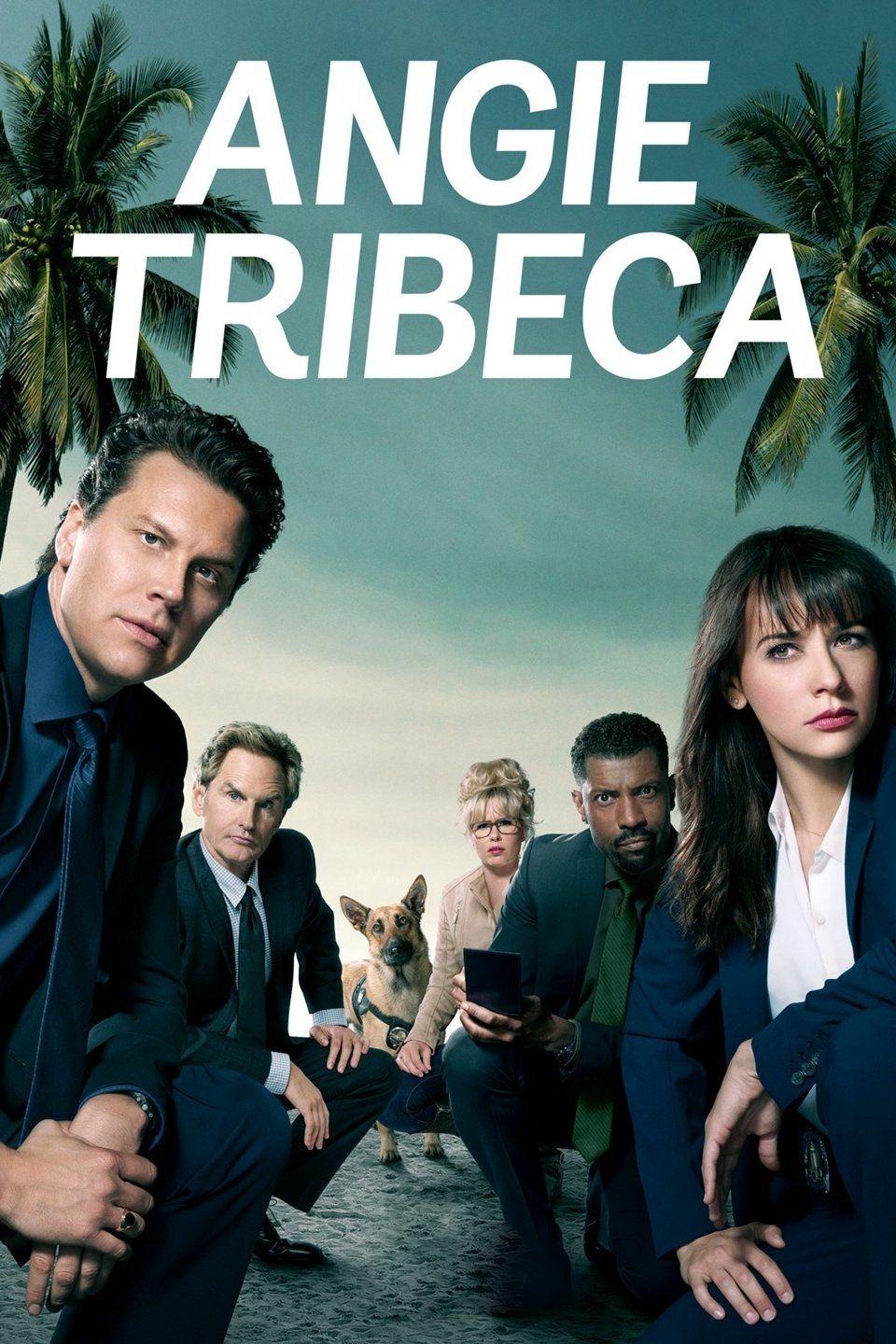 Angie Tribeca cover