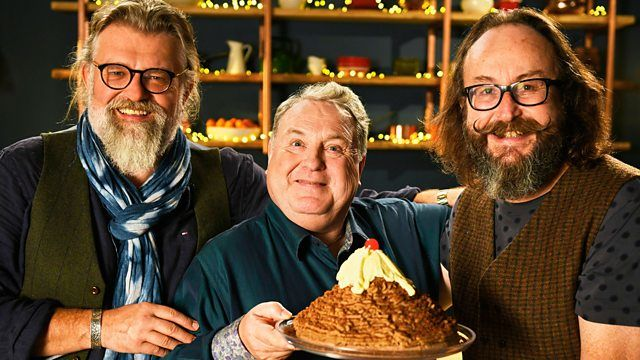 Showing Off - The Hairy Bikers Home for Christmas S01E09 | TVmaze