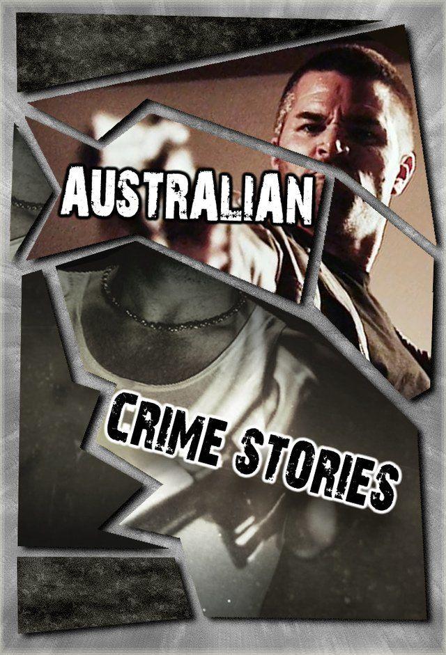 Australian Crime Stories cover