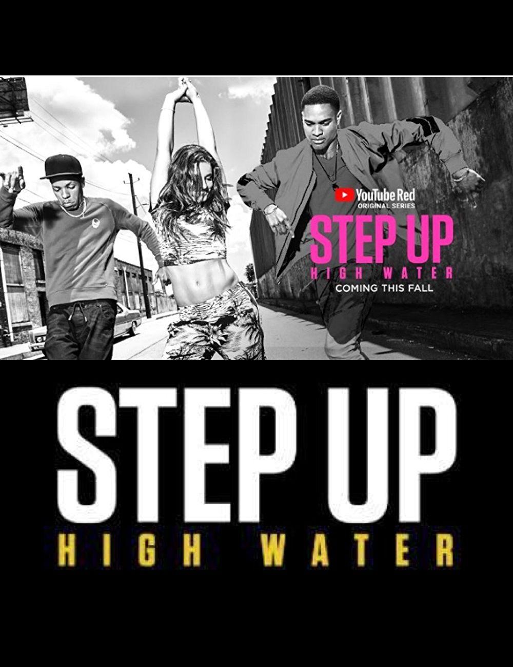 Step Up High Water Deutsch