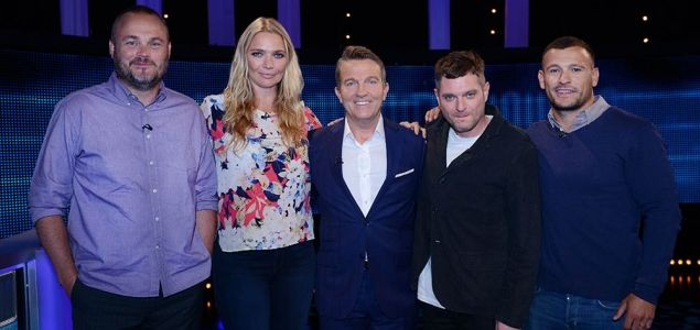 The Chase: Celebrity Special Episode 5 - Press Centre