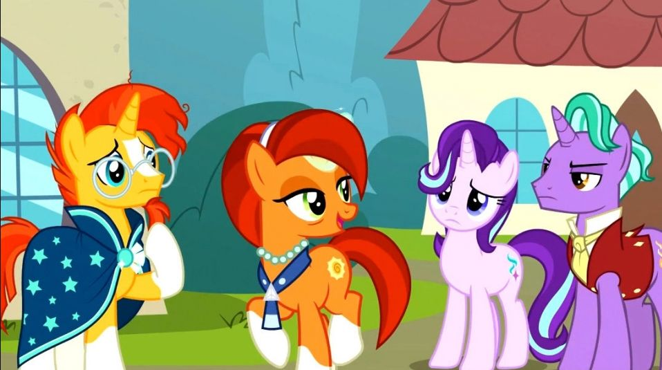 Image result for my little pony the parent map