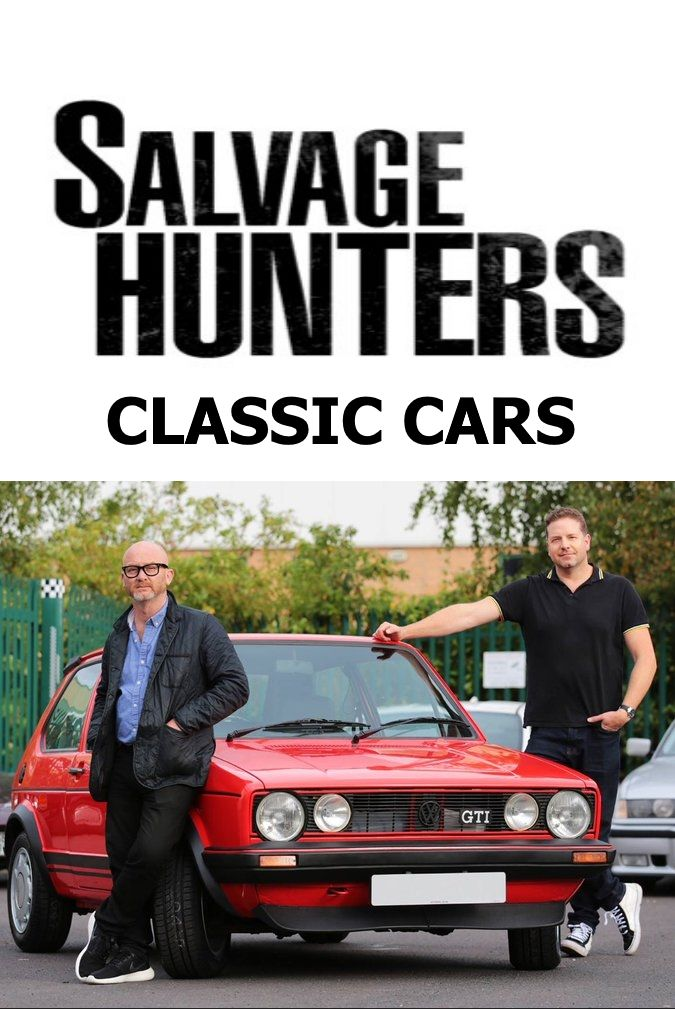 salvage hunters classic cars tvmaze. Black Bedroom Furniture Sets. Home Design Ideas