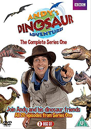 Andy's Dinosaur Adventures cover