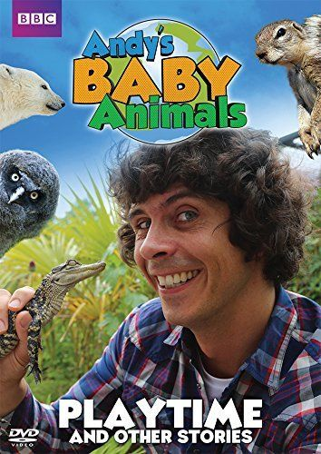 Andy's Baby Animals cover
