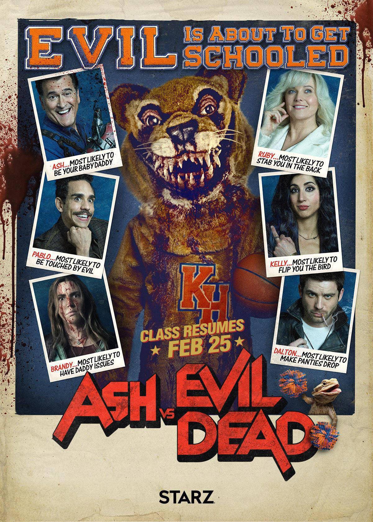 Ash vs Evil Dead cover