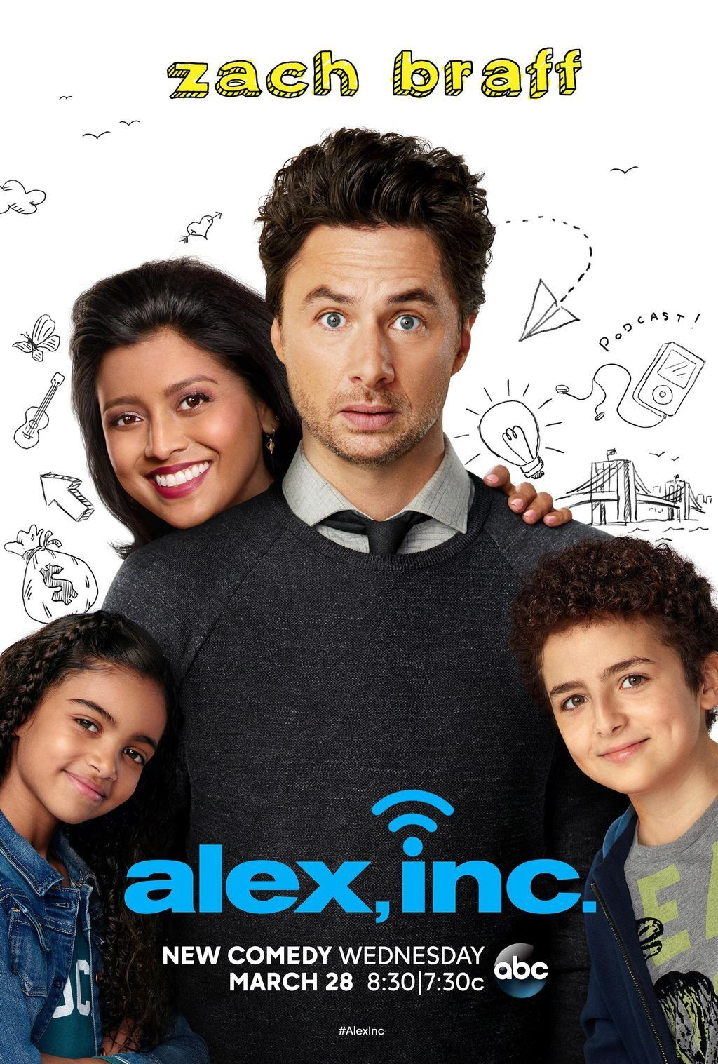 Alex, Inc. cover