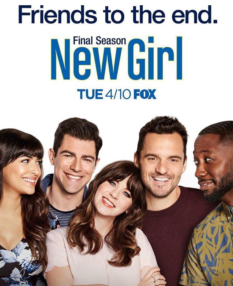 New Girl cover