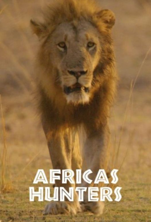 Africa's Hunters cover