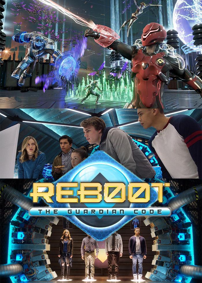 Reboot: The Guardian Code - S01  complete