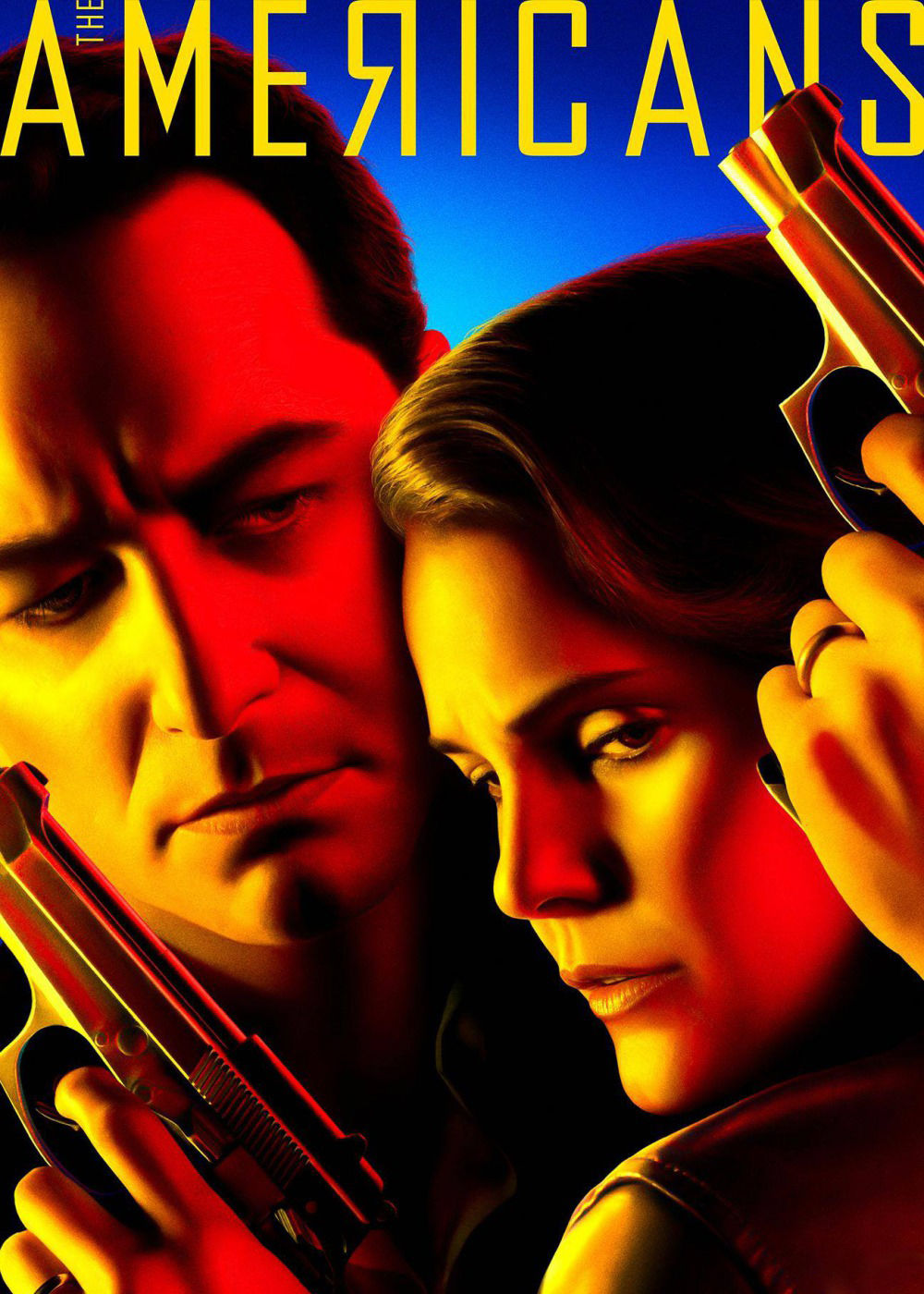 The Americans cover