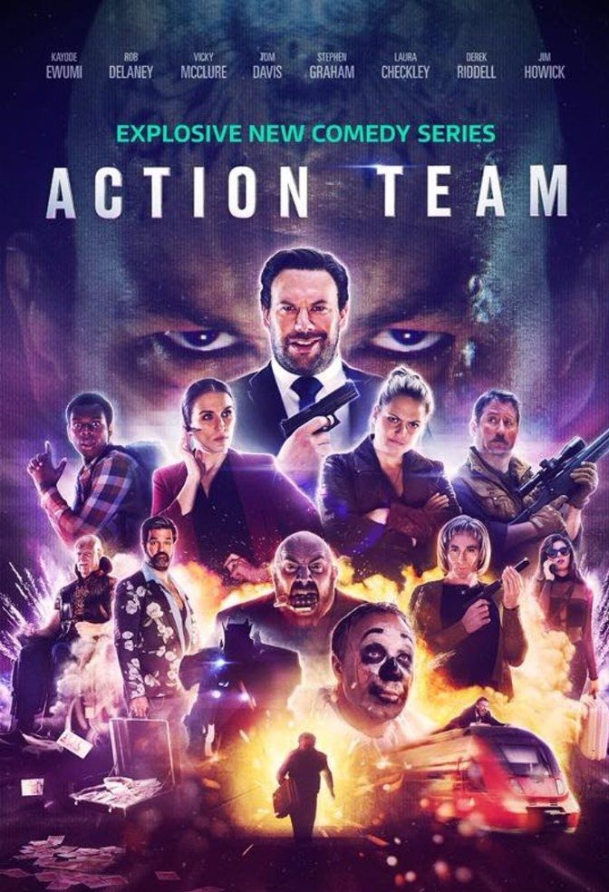 Action Team cover