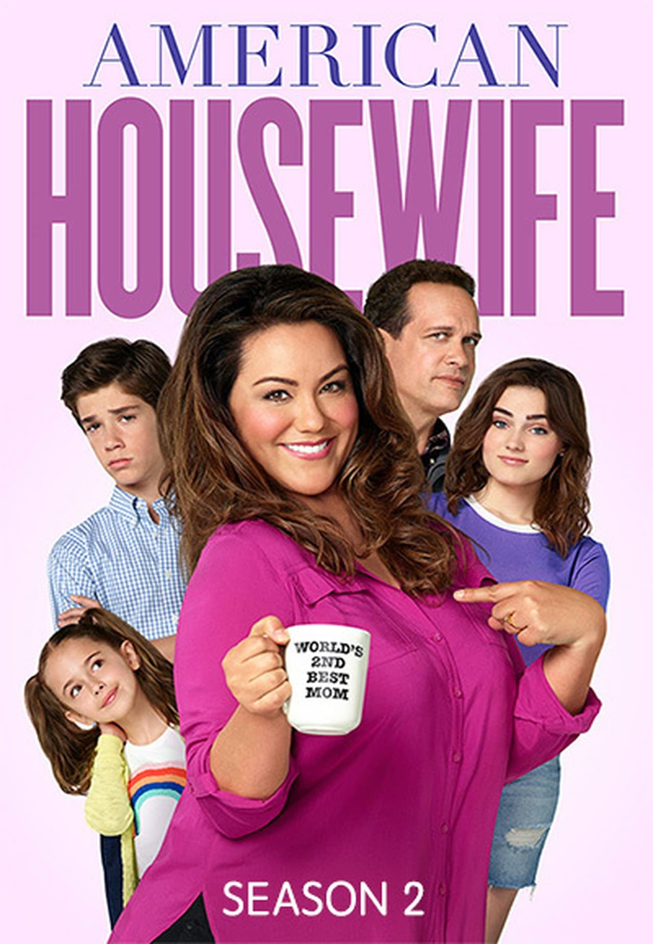 American Housewife cover