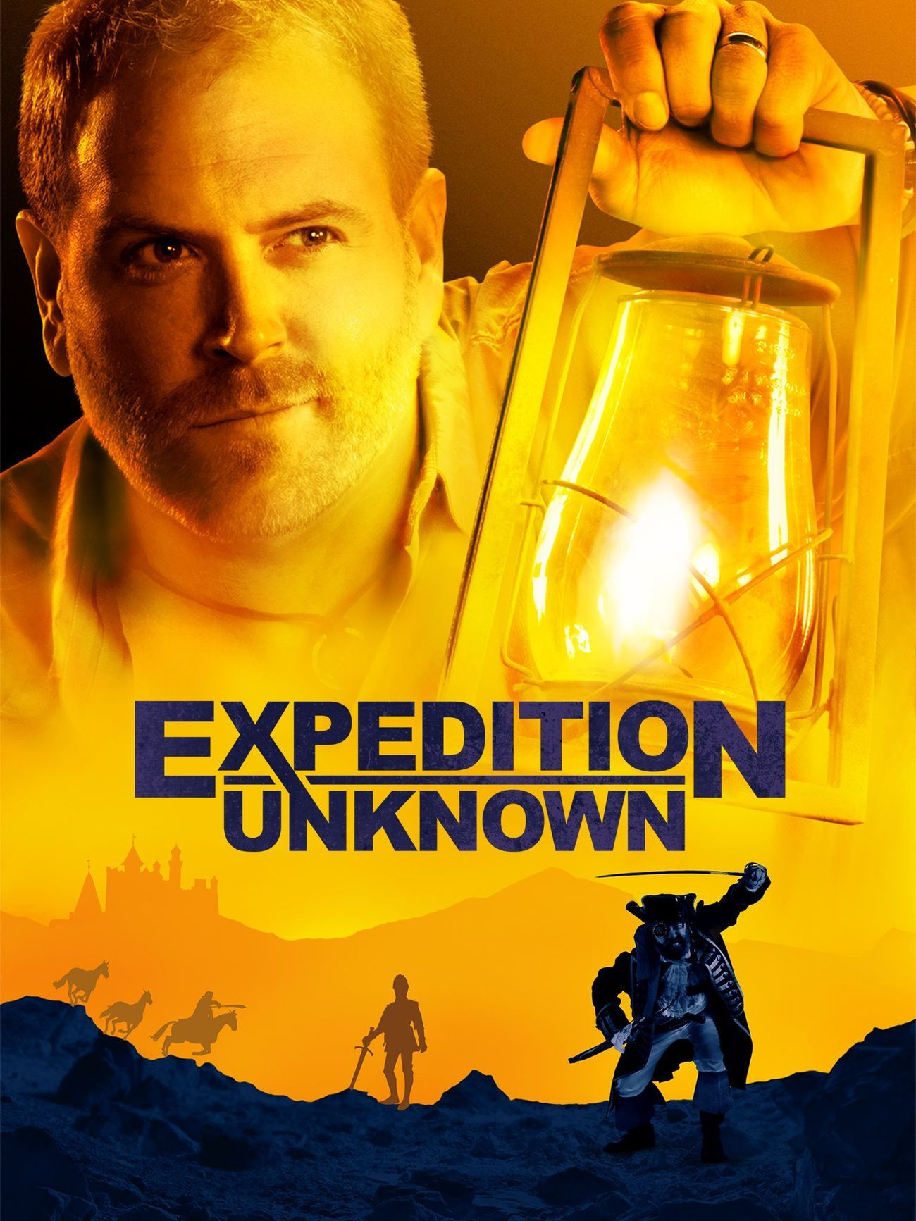 Expedition Unknown cover
