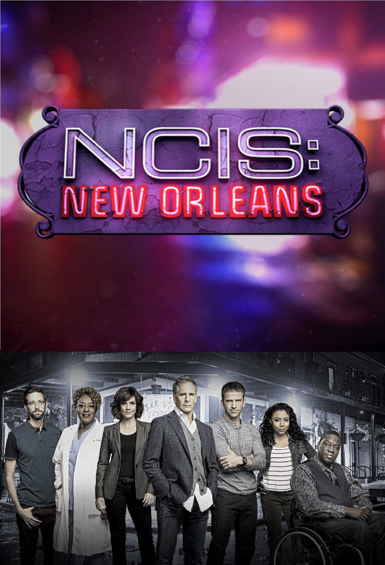 NCIS: New Orleans cover