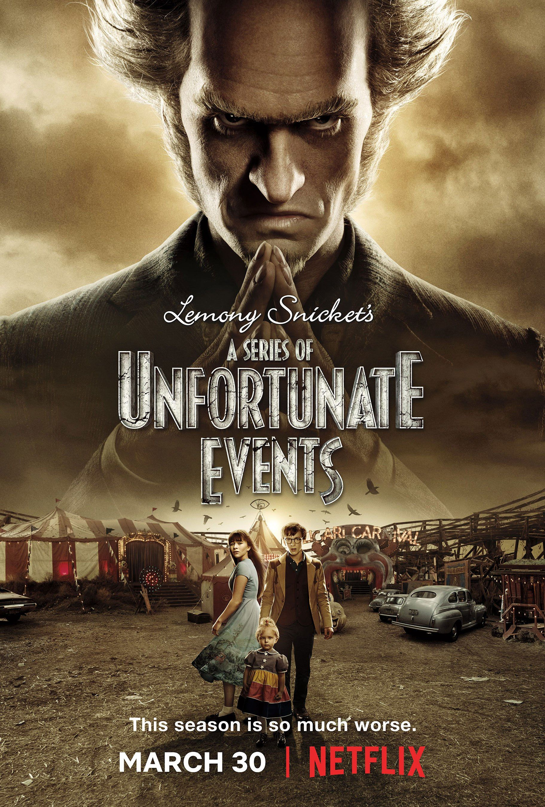 A Series of Unfortunate Events cover