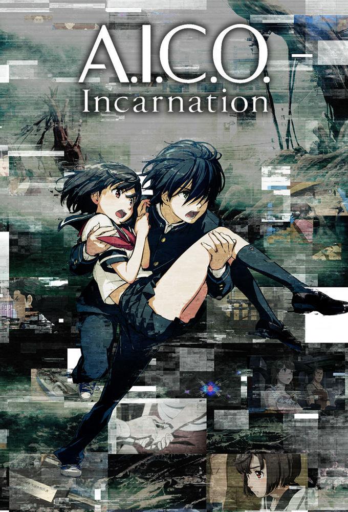 A.I.C.O. Incarnation cover