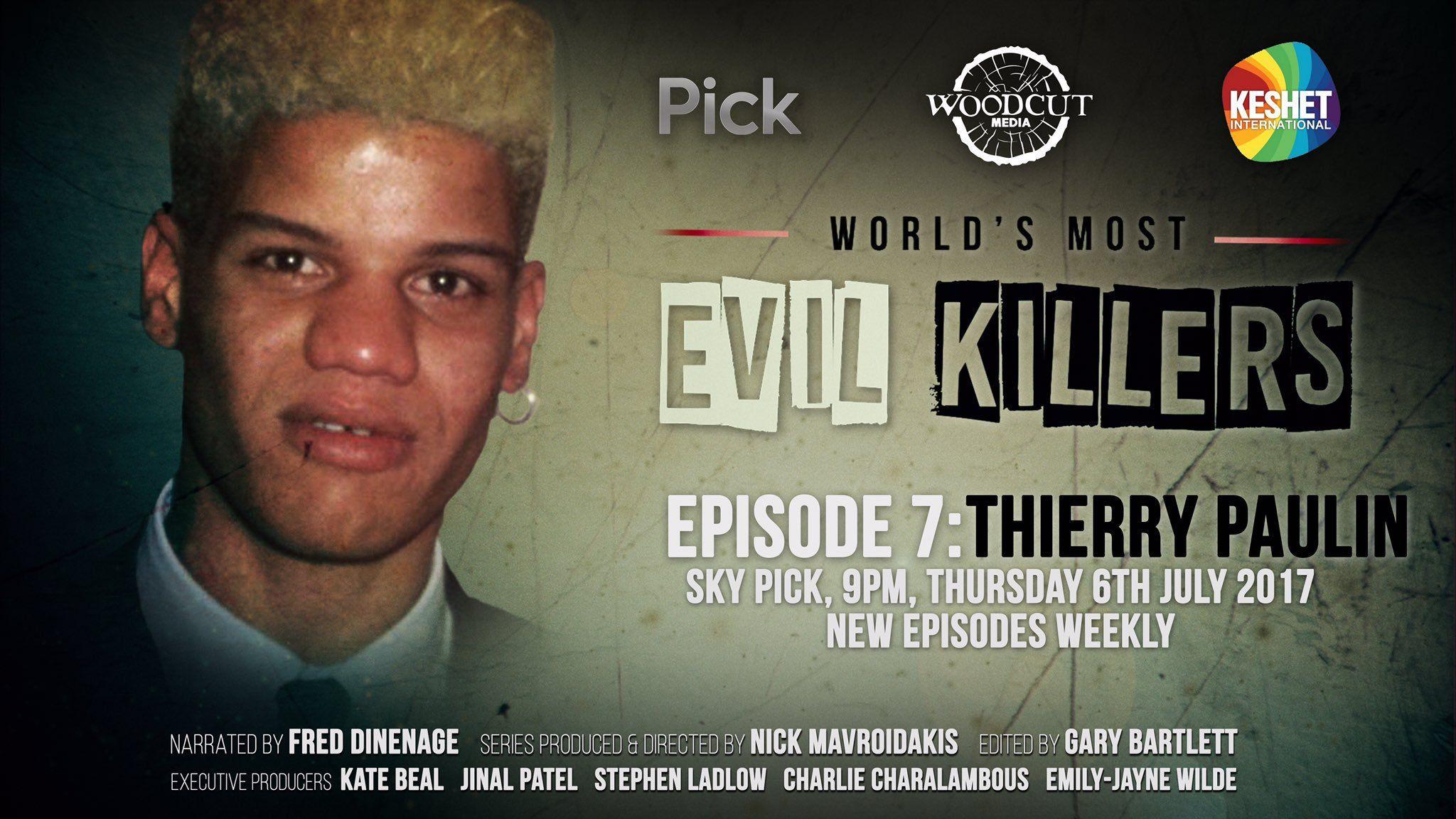 Thierry Paulin - World's Most Evil Killers S01E07 | TVmaze