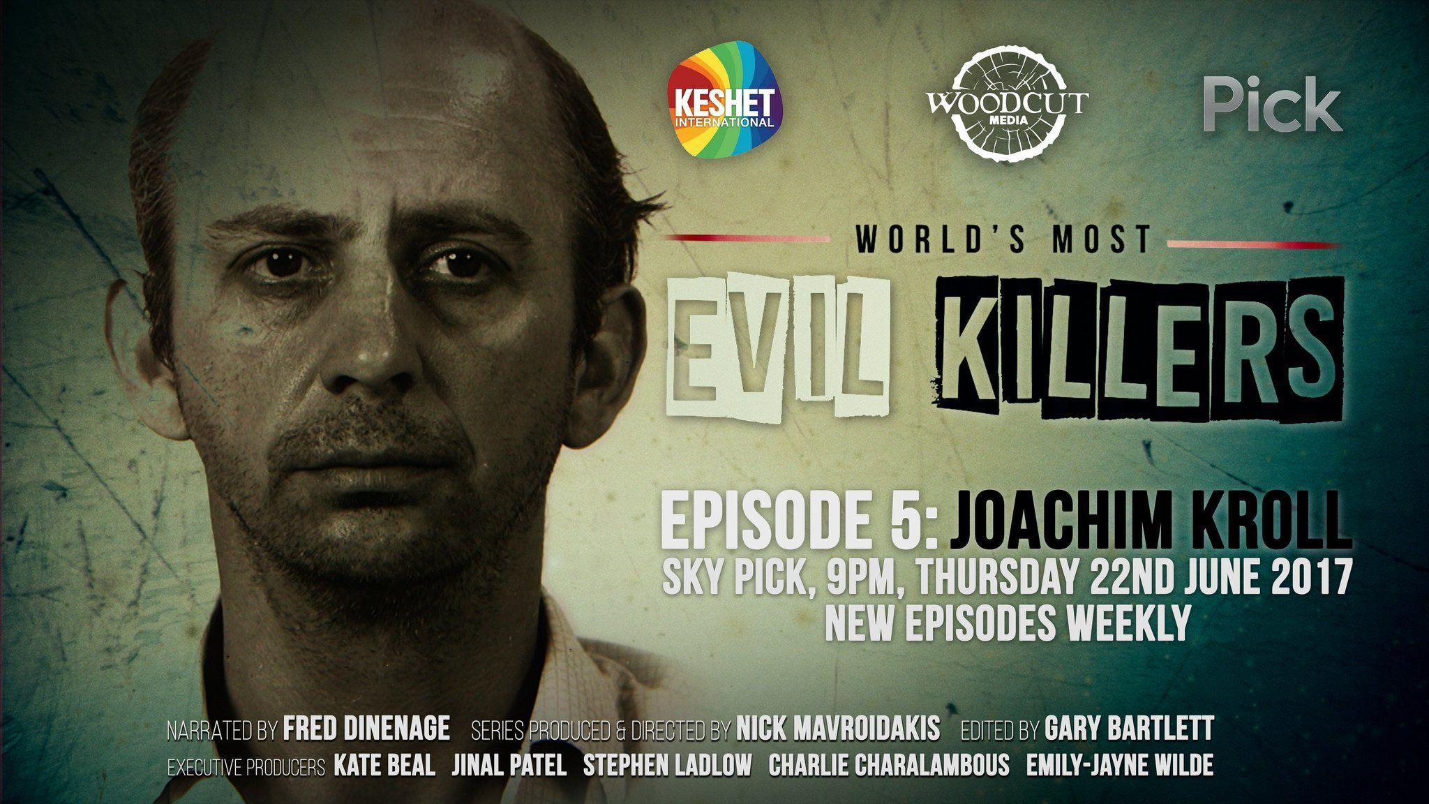 Joachim Kroll - World's Most Evil Killers S01E05 | TVmaze