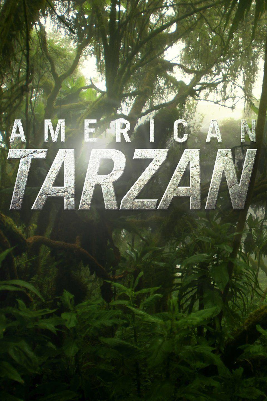 American Tarzan cover