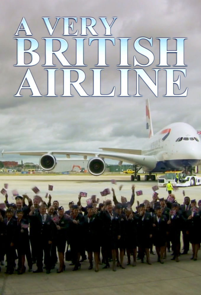 A Very British Airline cover