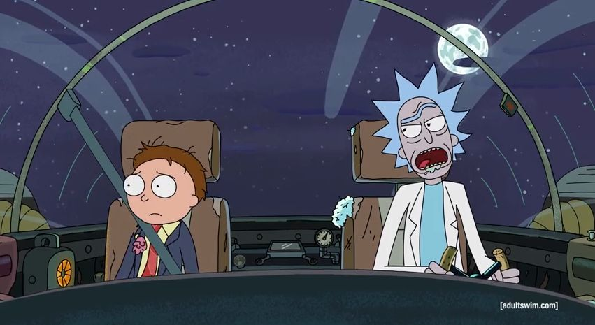 Rick provides Morty with a love potion to get his dream girl, only for the serum to backfire and create a living Cronenberg nightmare.